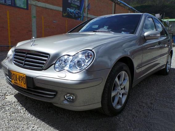 Mercedes Benz Clase C 180-k