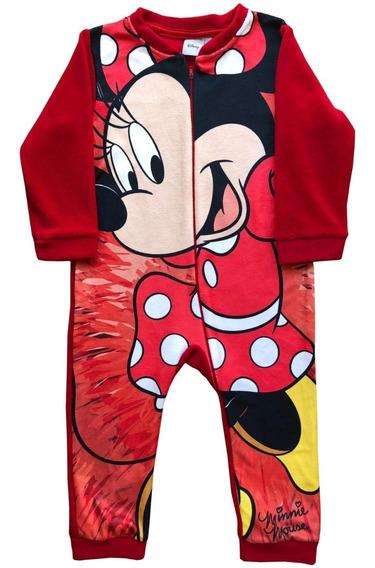 Pijama Niños Enterito Polar Disney Mickey Mundo Manias