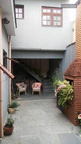 Casa A Venda Na Moóca Com 03 Dormitórios - Ca 210406d - Ca0467