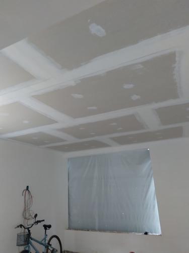 Aplicação De Drywall Teto Parede E Decorações Em Geral