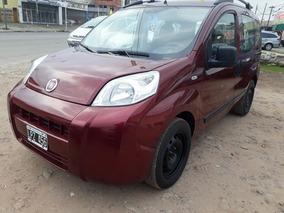 Fiat Cubo 2012 Full Con Gnc De 5ta