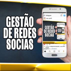 Gestão De Midias Sociais Completo, Instagram Facebok Mensal.