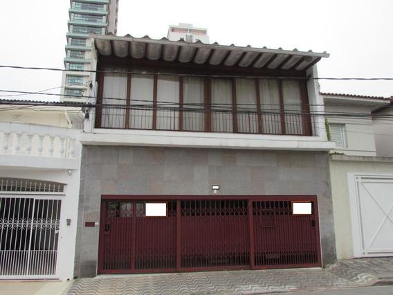 Sobrado Com 3 Dormitórios À Venda, 180 M² Por R$ 1.600.000 - Brooklin Paulista - São Paulo/sp - So0035