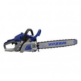 Motosierra Hyundai 38cc C/barra 18 Hym3818