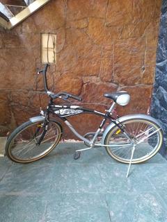 Bicicleta Playera O Paseo Tomaselli Electra Rod.26 Excelente