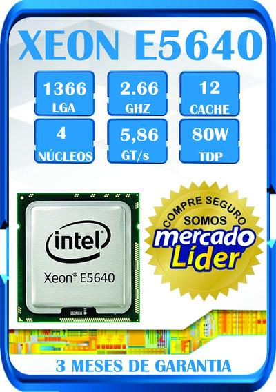 Par Processador Intel Xeon E5640 Quad-core Soquete Lga1366 ¨