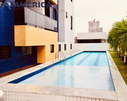Imagem 1 de 10 de Apartamento - Ap00966 - 69755419