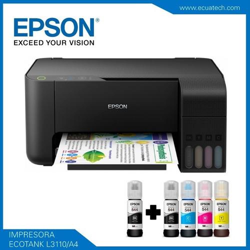 Impresora Epson L3110 Por Mayor Envio Gratis Inc. Iva