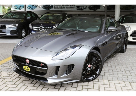 F-type 3.0 Coupé S Supercharged V6 24v Gasolina 2p