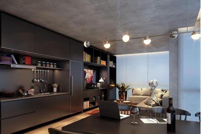 Apartamento Com 2 Dormitórios À Venda, 64 M² Por R$ 771.826 - Jardins - São Paulo/sp - Ap0500
