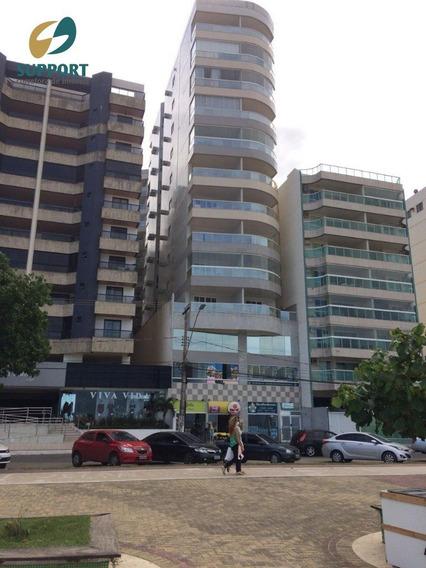 Apartamento De 03 Quartos Na Praia Do Morro - V-1965