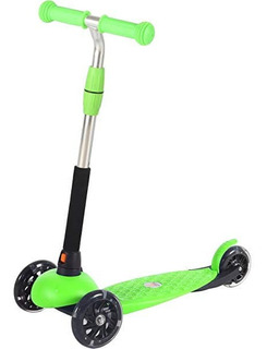 T1244 Pack 2 Monopatin Scooter Patineta Con Luces
