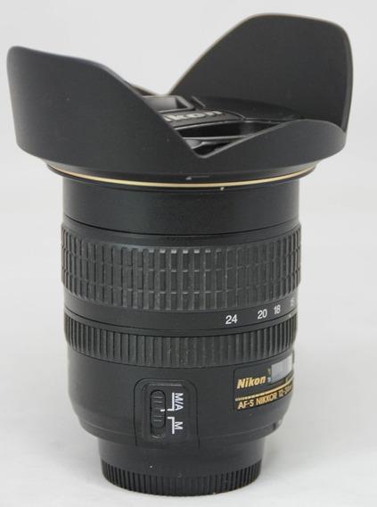 Lente Nikon 12-24mm F/4g If-ed Af-s Dx Nikkor