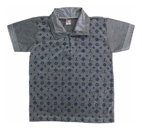 10 Camiseta Camisa Polo Infantil Masculina Menino Atacado