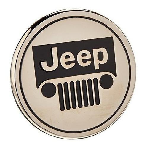 Imagen 1 de 2 de Auto Gold Tjeec Chrome Enganche Enganche Jeep