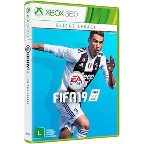 Fifa 19 Xbox360 Mídia Digital Original ( Leia A Descrição )