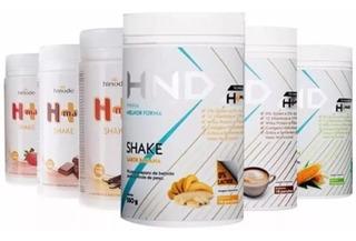 2 Shake H+ Hinode -novos Sabores -todos Sabores Frete Grátis