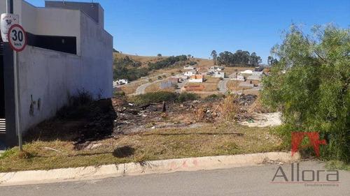 Terreno Parcelado À Venda, 140 M² Por R$ 70.000 - Residencial Villa Verde - Bragança Paulista/sp - Te0784
