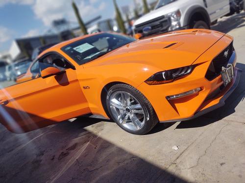 Imagen 1 de 15 de Ford Mustang Gt Automatico 2021