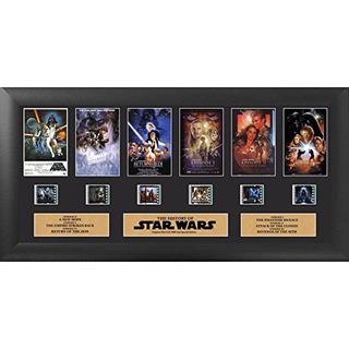 Filmcells Star Wars A Través De Las Épocas Episodios 16 Arte