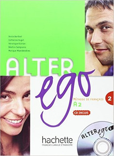 Alter Ego 2 - Livre Eleve + Audio Cd - A2/b1