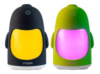 Humidificador De Ambiente 150ml. Usb Led 7 Colores Noga
