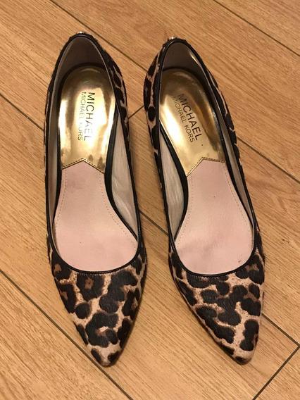 Zapatos Stilettos Michael Kors No Prune No Blaque