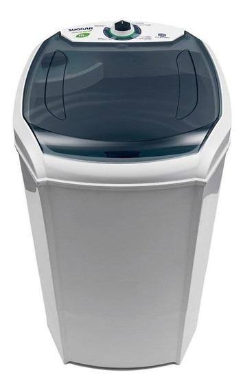 Lavadora de roupas semi-automática Suggar Lavamax Eco branca 10kg 220V