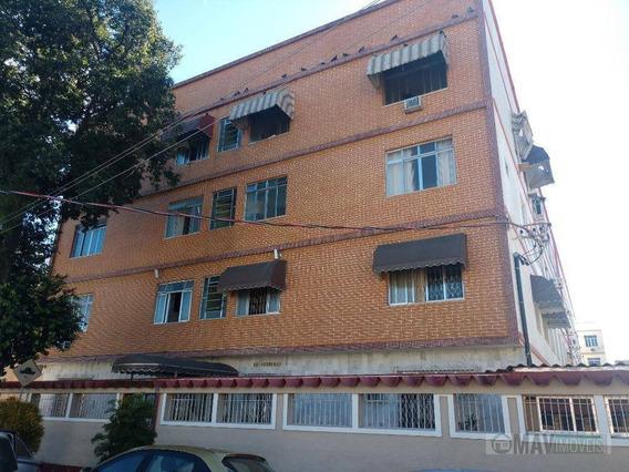 Apartamento Com 1 Dormitório Para Alugar, 53 M² Por R$ 950,00/mês - Vila Valqueire - Rio De Janeiro/rj - Ap0374