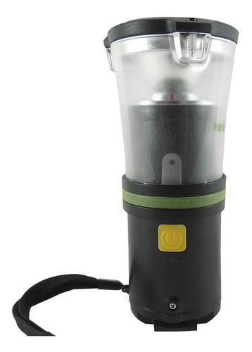 Lanterna Led Recarregável Dínamo Carga 6h La0005  Echolife