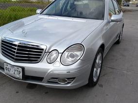 Mercedes-benz E 500 Guard V8 Niv Iv Mod. 2009 Plata