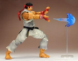 Ryu Figura Articulada - Street Fighter 4 - Piay Arts- Boogle