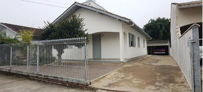 Casa No Centro De Braço Do Norte