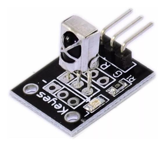 Modulo Sensor Receptor Infrarrojo Ir Vs1838b