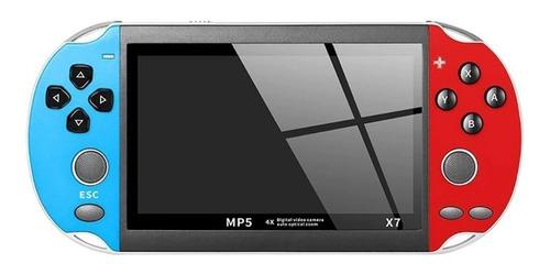 Consola Emulador De Juegos Mp5 Camara, Memoria 4gb