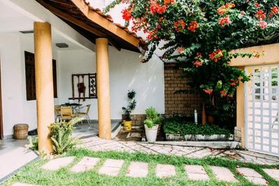 Linda Casa Jardim Mar Azul - Unit - 02