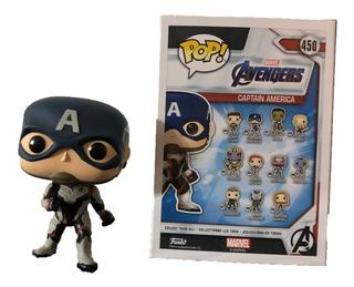 Funko Juguete Avengers Endgame Marvel Capitan America