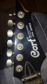 Guitarra Cort Viva Gold 2 Serie Aceito Troca Por Pedaleira
