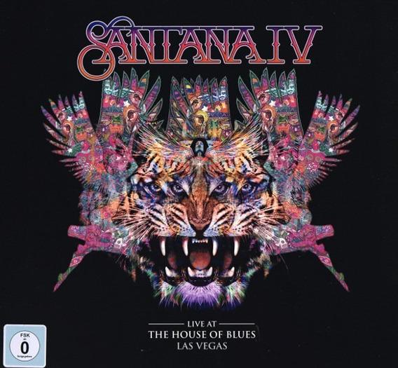 Lp Santana Iv Live At The House Of Blues Las Vegas Novo
