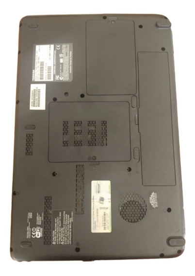 Notebook Satellite L505d-s5963 Toshiba (carcaça Completa)