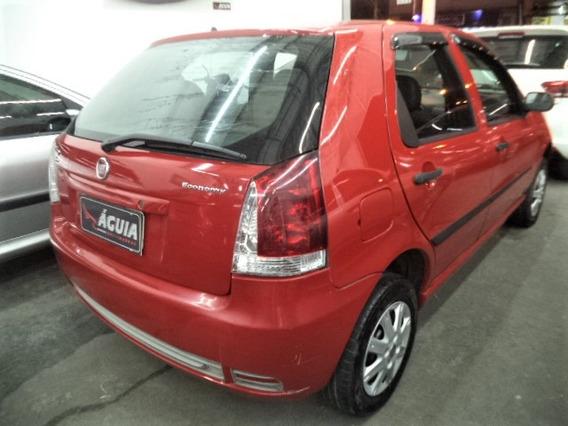 Fiat Palio Economy 1.0 Flex 4pts 2010 - Ve + Te + Cd Player!