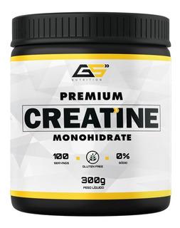 Creatina 300g - Gs Nutrition