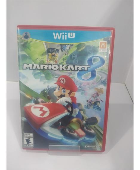 Mario Kart 8 (seminovo) - Wii U Usado