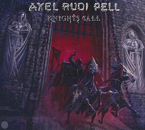 Pell Axel Rudi Knights Call Poster Digipack Usa Import Cd