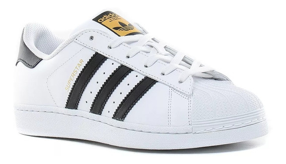 Zapatillas adidas Superstar Foundation Blanco/negro Hombre