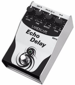 Pedal Landscape Echo Delay Edy2 P/ Baixo