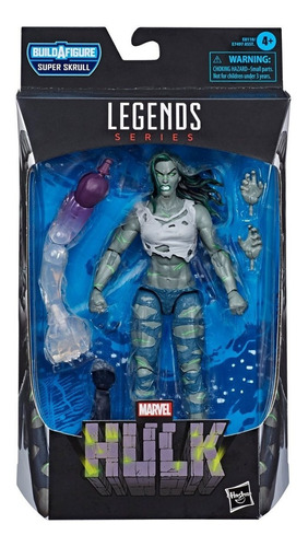 Marvel Legends Fantastic Four Hulk Wave 1