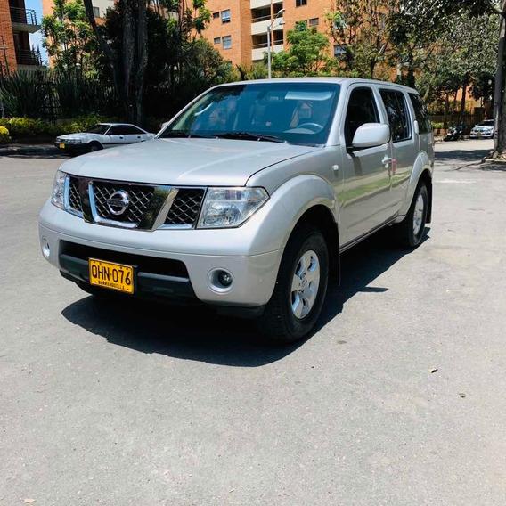 Nissan Pathfinder Blindada 2 Plus Automatica Blindex