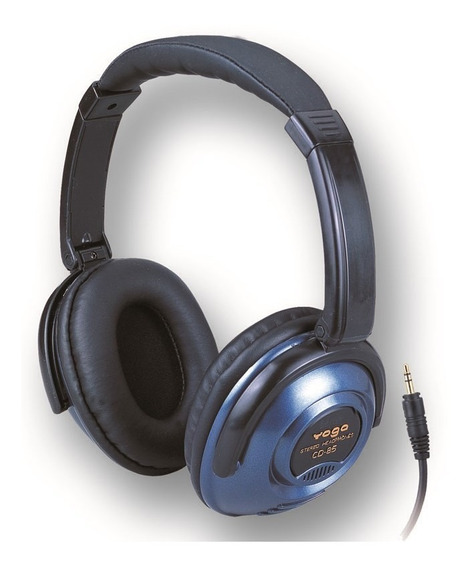 Fone Headphone Stereo Yoga Cd 85 Profissional Csr