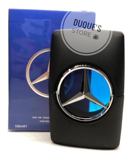 Perfume Masculino Mercedes Benz Man Edt 100ml